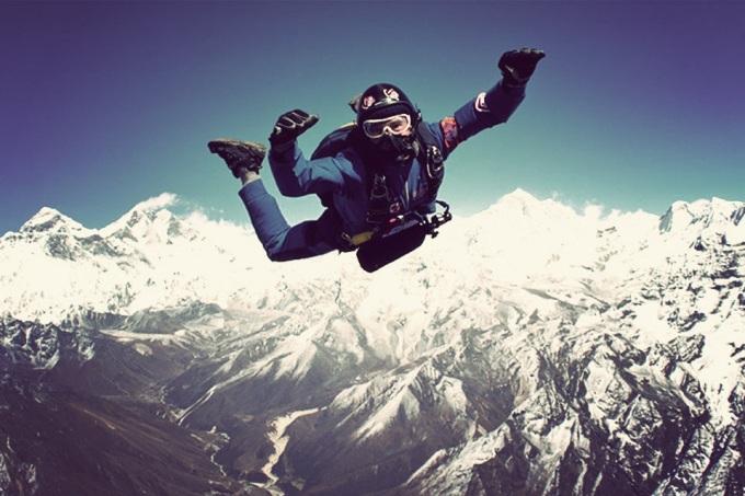 8 Ace the Himalaya