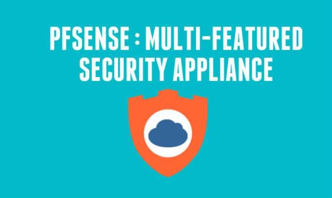 pfSense Virtual Firewall