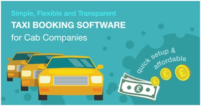 Taxi Booking Software For Cab Companies