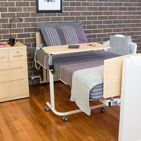 Hospital overbed tables Australia