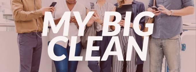 clean online presence