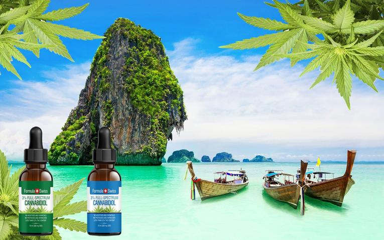 Thailand Approves CBD