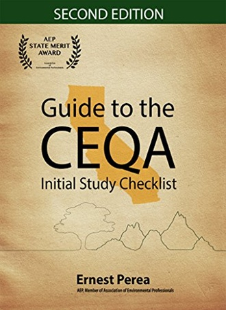 Guide to the CEQA Initial Study Checklist Kindle Version