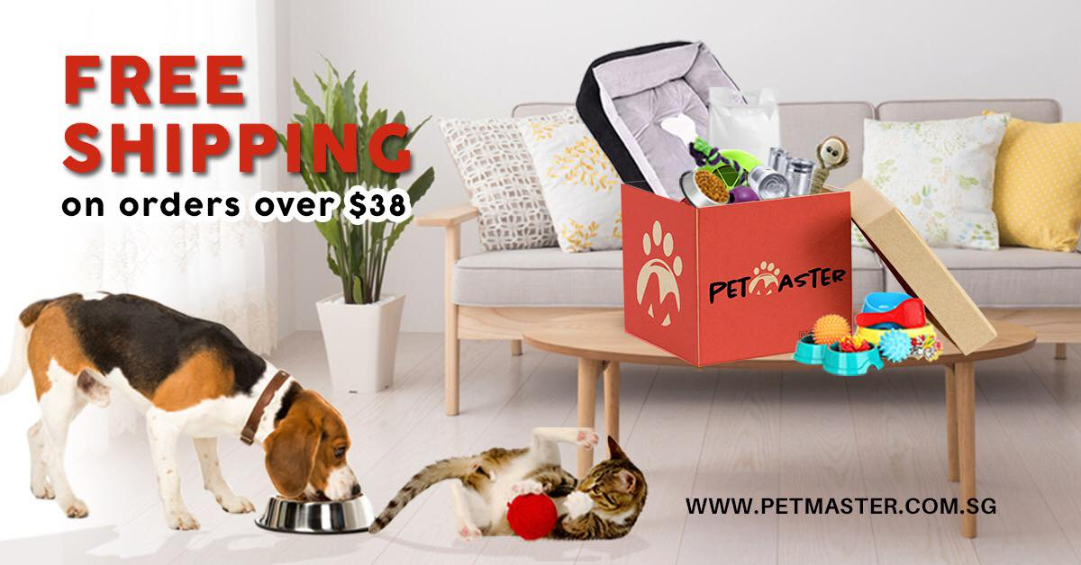 Online Pet Shop Singapore
