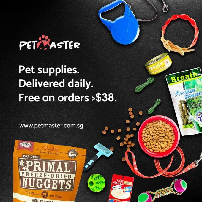 Pet Food Singapore