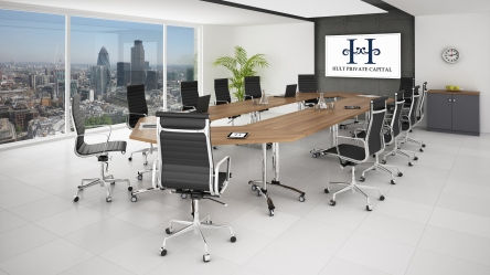 HULT PRIVATE CAPITAL BOARD ROOM