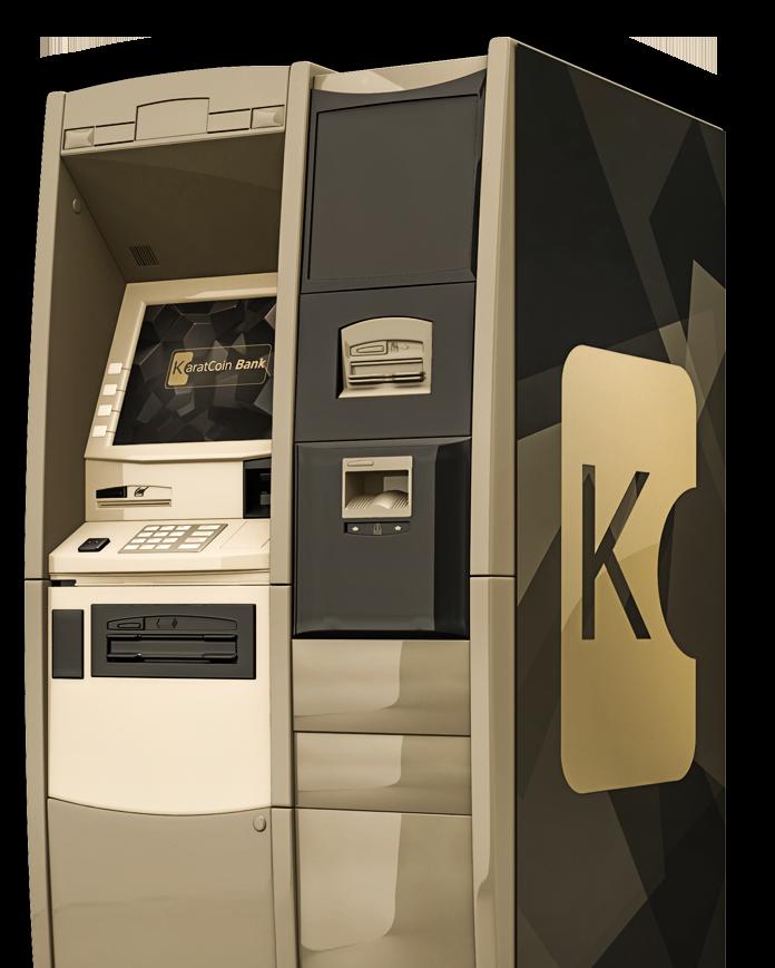 Karatbars ATM Pic
