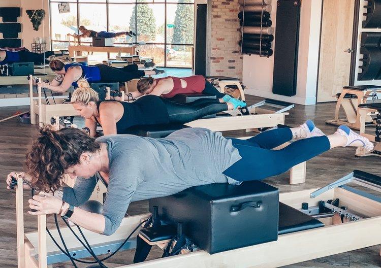 My First Pilates Class