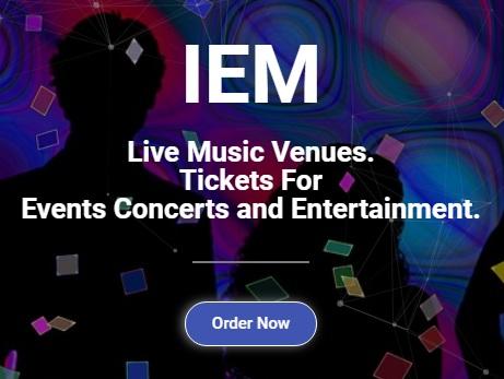 IEM Tickets