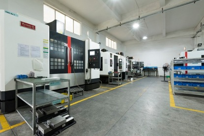 Automation CNC machine parts
