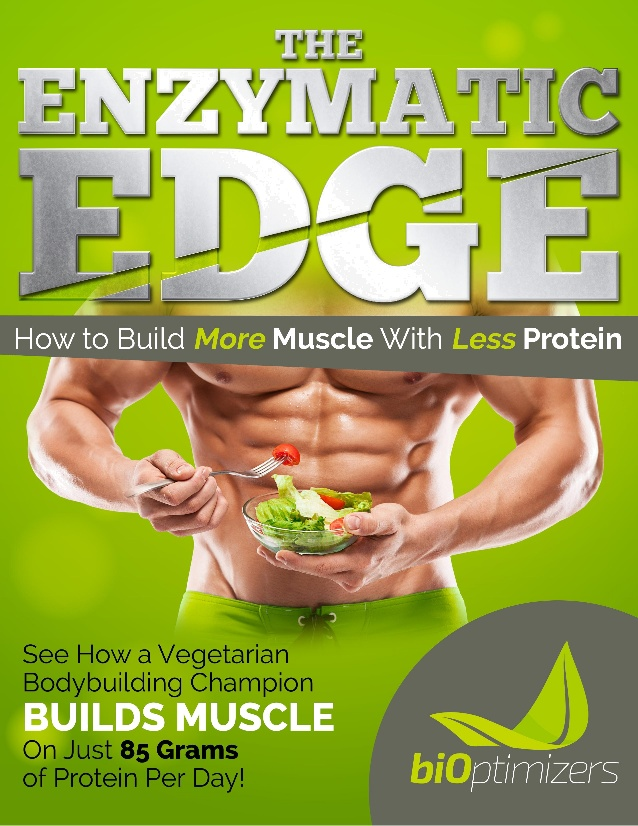 The Enzymatic Edge