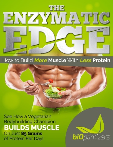 The Enzymatic Edge