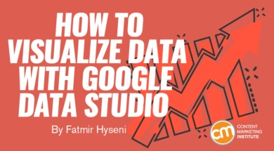 Visualize Data With Google Data Studio