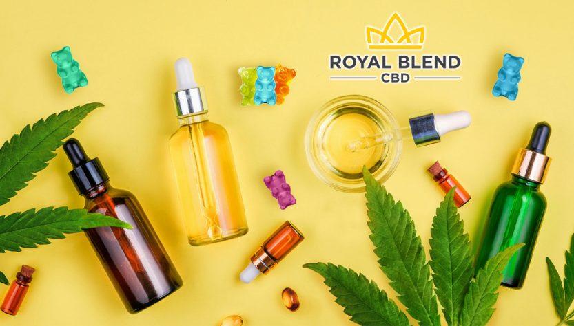 Royal Blend CBD