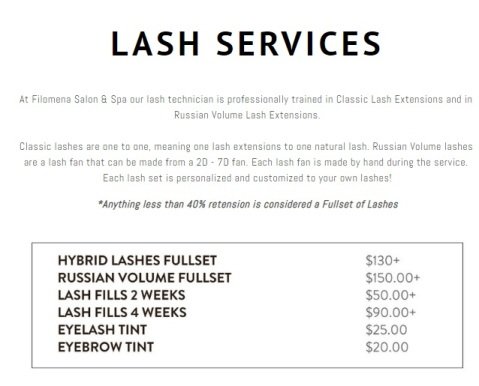 Eyelash Extension Coquitlam