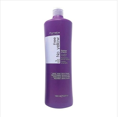 Fanola Hair Color No Yellow Shampoo