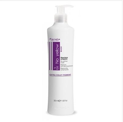 Fanola No Yellow Shampoo and Haircut Supplies