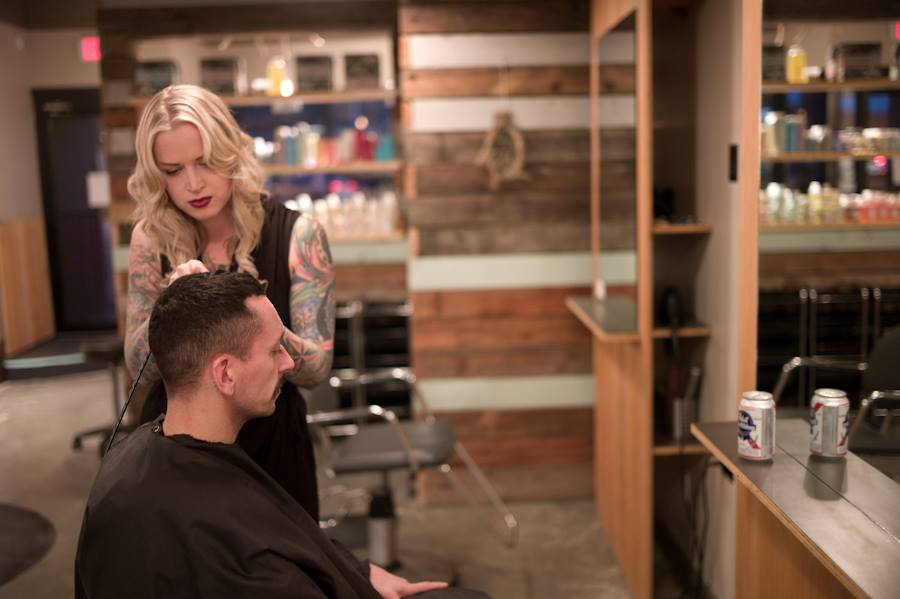 Hair Salon in Vancouver