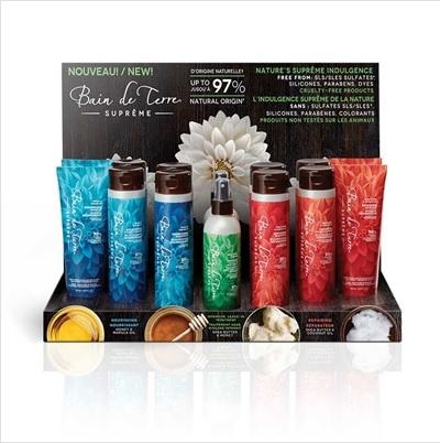 Bain De Terre Hair Products Canada